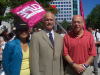 2005 Lockout - Arnold Amber, Jack Layton, and Olivia Chow