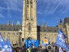 March for CBC - October 2015