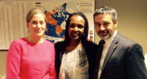 La Guilde a rencontré le porte-parole NPD pour le Patrimoine et Co-président du Comité du Patrimoine Pierre Nantel