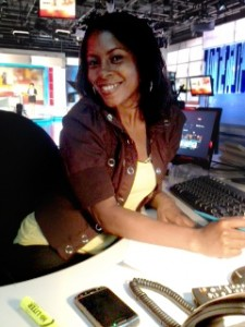Tamika Forrester Associate Producer, CBC News Network