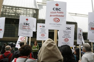CMG Rally for CBC - May 2014 - Read for yourself