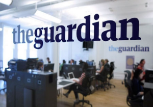 Guardian US newsroom