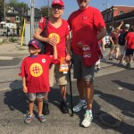 Labour Day 2015 - Martin and Arnold