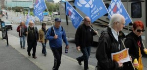 March for CBC