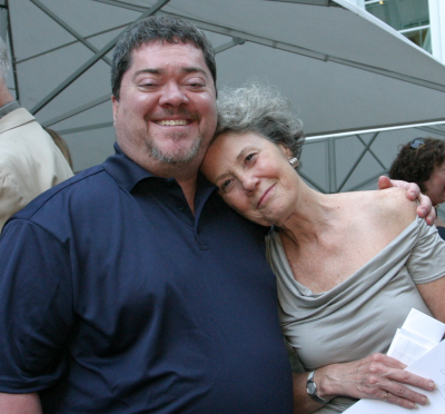Keith Maskell and Kathy Viner