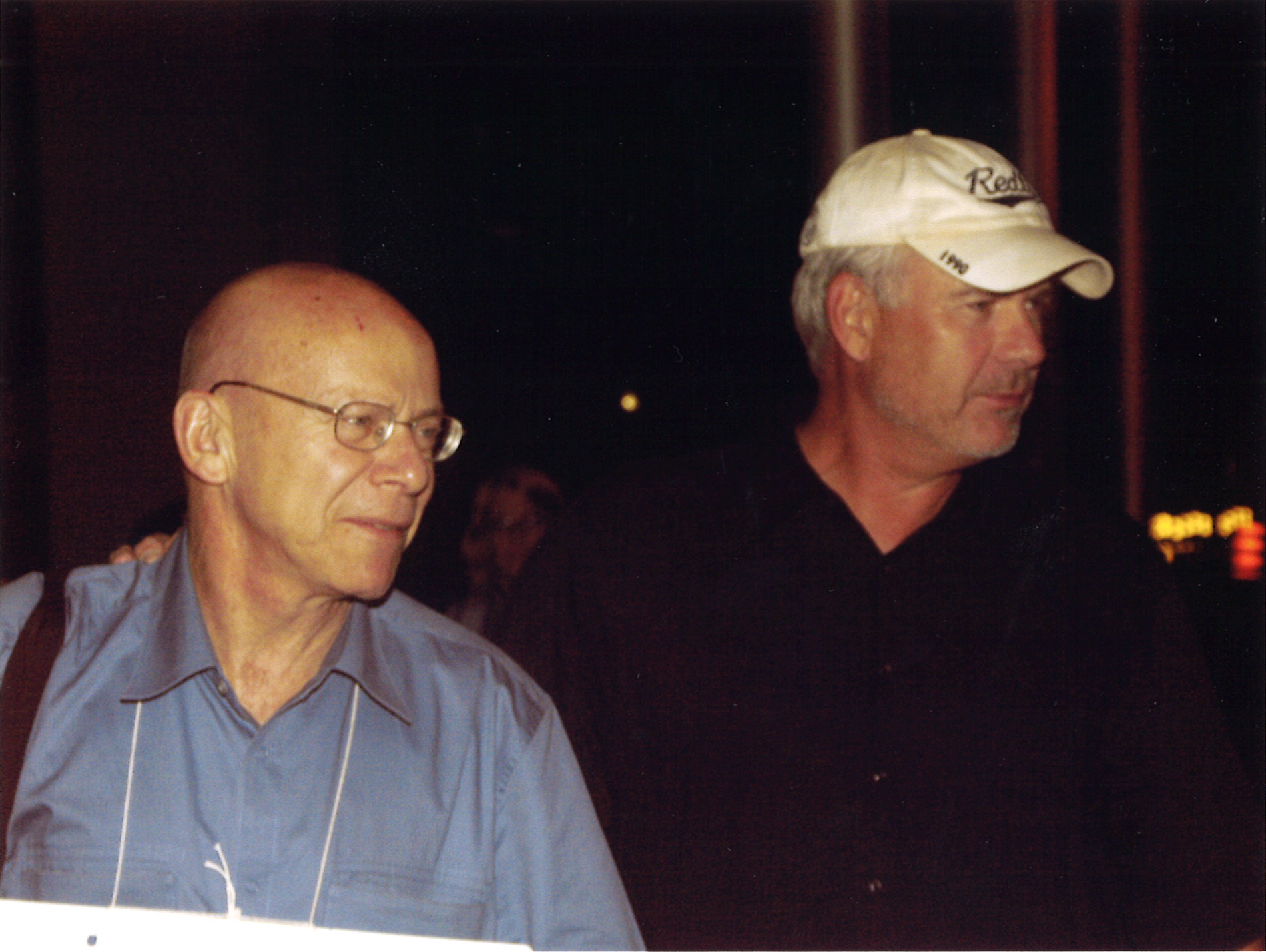 2005 Lockout - Arnold Amber and Peter Mansbridge